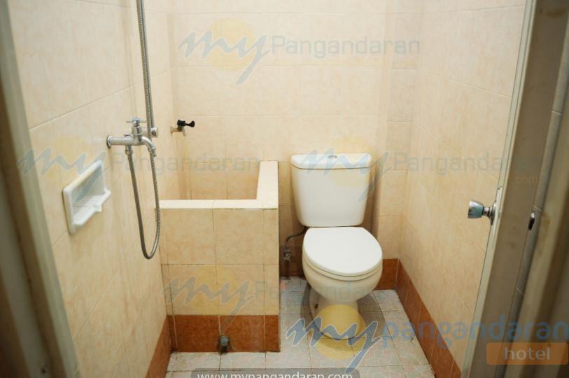 Kamar mandi bungalow pondok simpati
